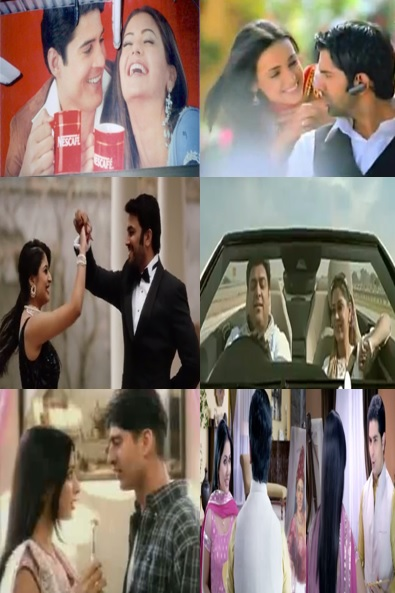Endorsements By On-Screen Couples of Indian Television