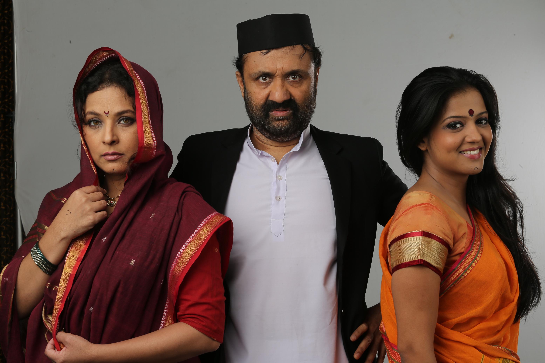 Sharbani Mukherji-Rajesh Nahar and Gulki Joshi (1)