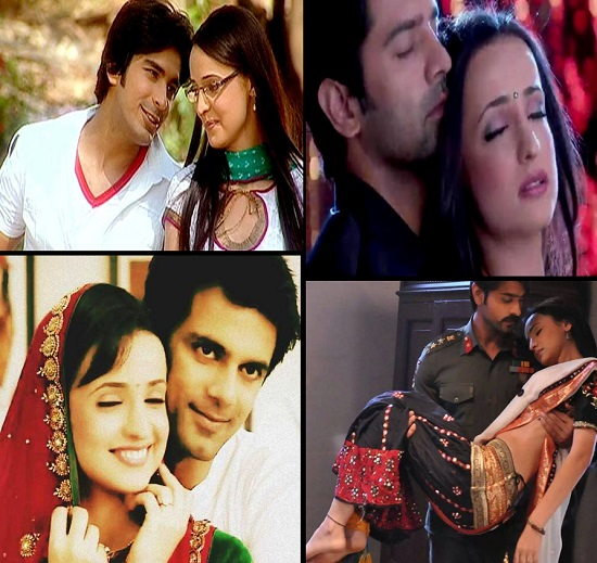 Sanaya Irani : Sets Fire On Screen With All Her Co-Actors