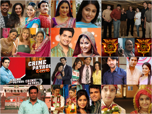 Indian Television ' s Current Longest Running Shows  – In Pics