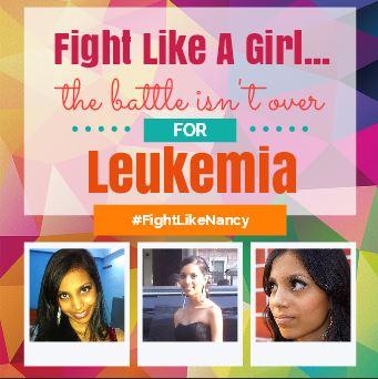 Leukemia - Fight Like A Girl
