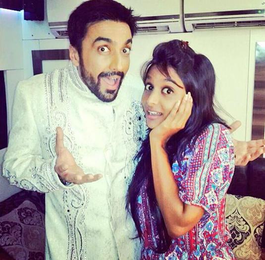 Ashish Chowdhry and Rachana Parulkar