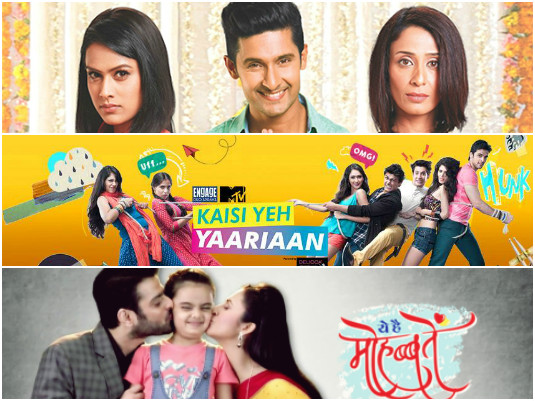 Fuze Poll : Which Indian TV Show would you rate #1 for this week? (December 1st 2014)