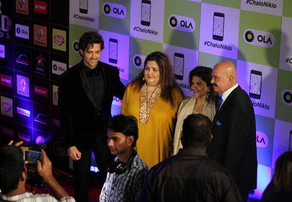 Star Guild Awards 2015 : Bollywood And TV Stars Galore At The Event – PHOTOS