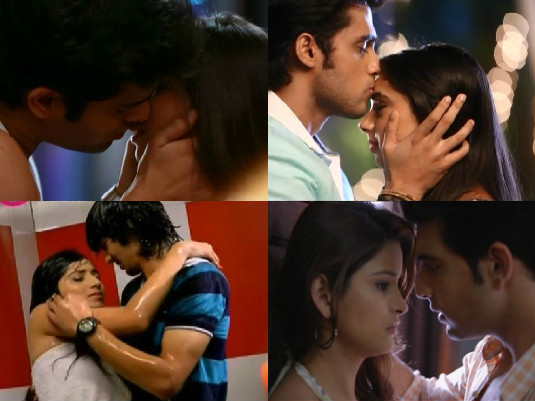 The Recent Kissing Scenes On TV : Does Intense Romance Have Become A Trend For Grabbing TRPs?