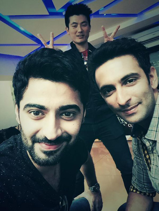 Harshad Arora, Meiyang Chang, Nandish Sandhu