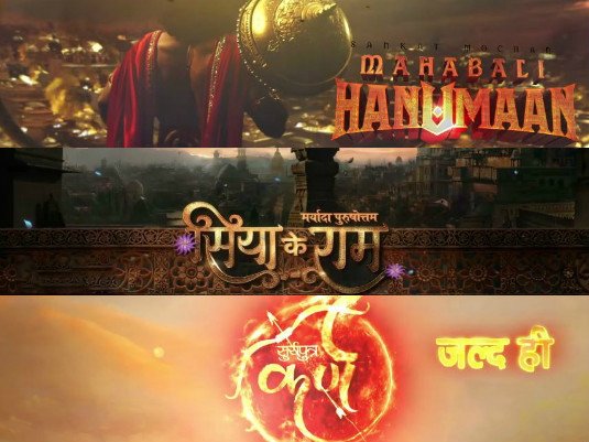 Indian Television Mythological Series