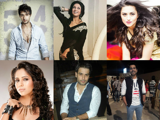 TV Actors : The Favourite Songs And Bollywood Celebs They Want To Play Holi With