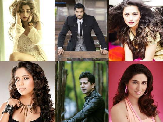 TV Actors : Stars Recall Their Best And Worst Memories Of Holi