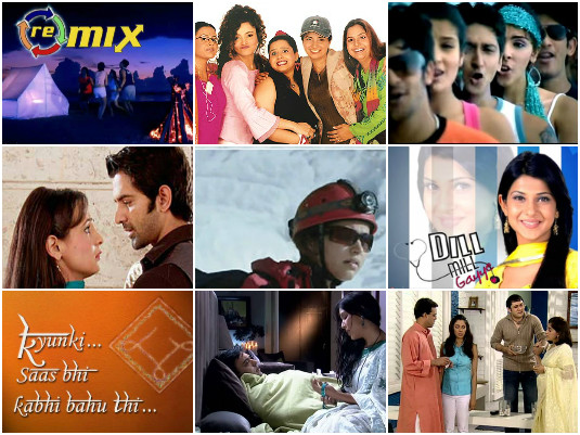 Indian TV : Top 10 Must Watch Old Daily Soaps On TV