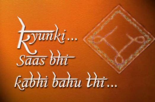 Kyunki Saas Bhi Kabhi Bahu Thi