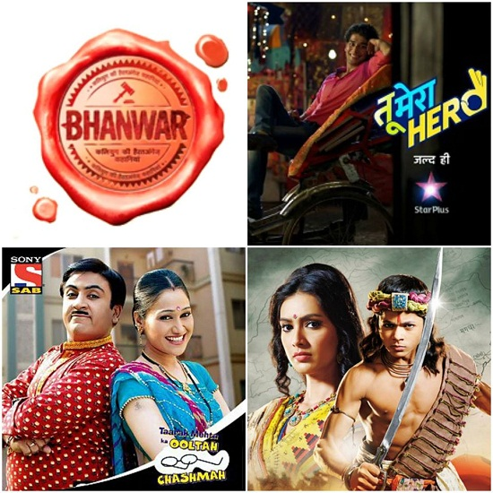 Indian TV – Top 11 Shows According To New BARC System of Ratings – WEEK 16