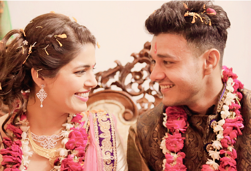 TV Actor Aniruddh Dave Gets Engaged To His Former Co-Star – PHOTOS