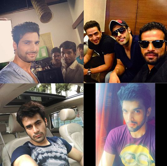 TV Actors With A Stubble