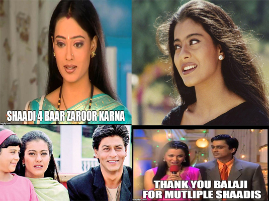 Anjali would have been married atleast once
