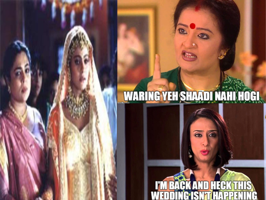 Anjali's mother will not approve of her & Rahul's marriage