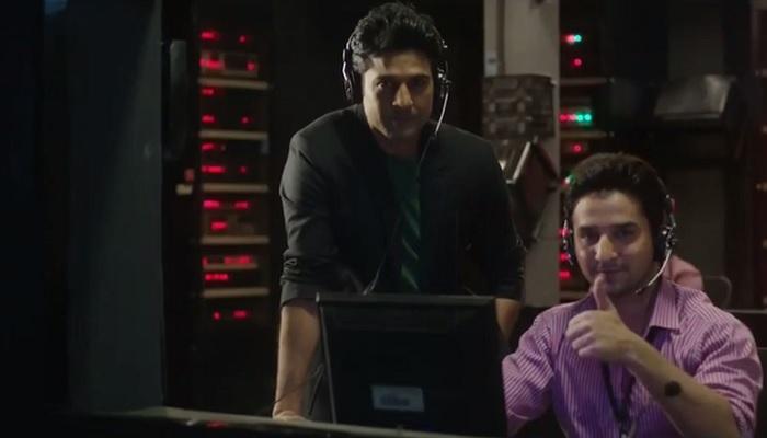 Rajeev Khandelwal And Puru Chibber As Kabir And Ronnie In Reporters