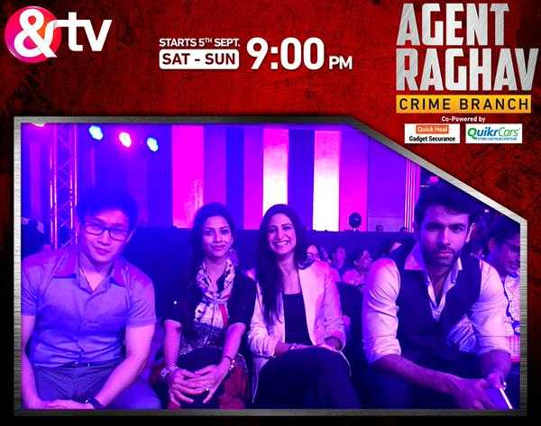 Agent Raghav Squad (Image Courtesy : &TV)