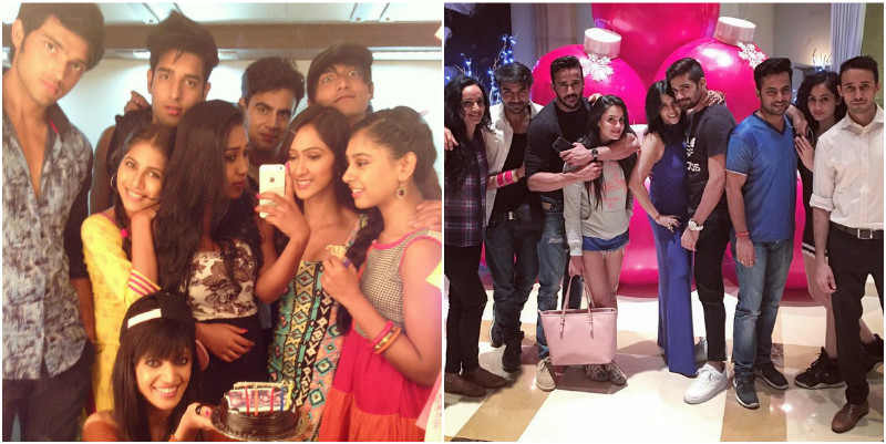 TV Actors : Top 15 Groupfies You Can't Afford To Miss This Week – PHOTOS
