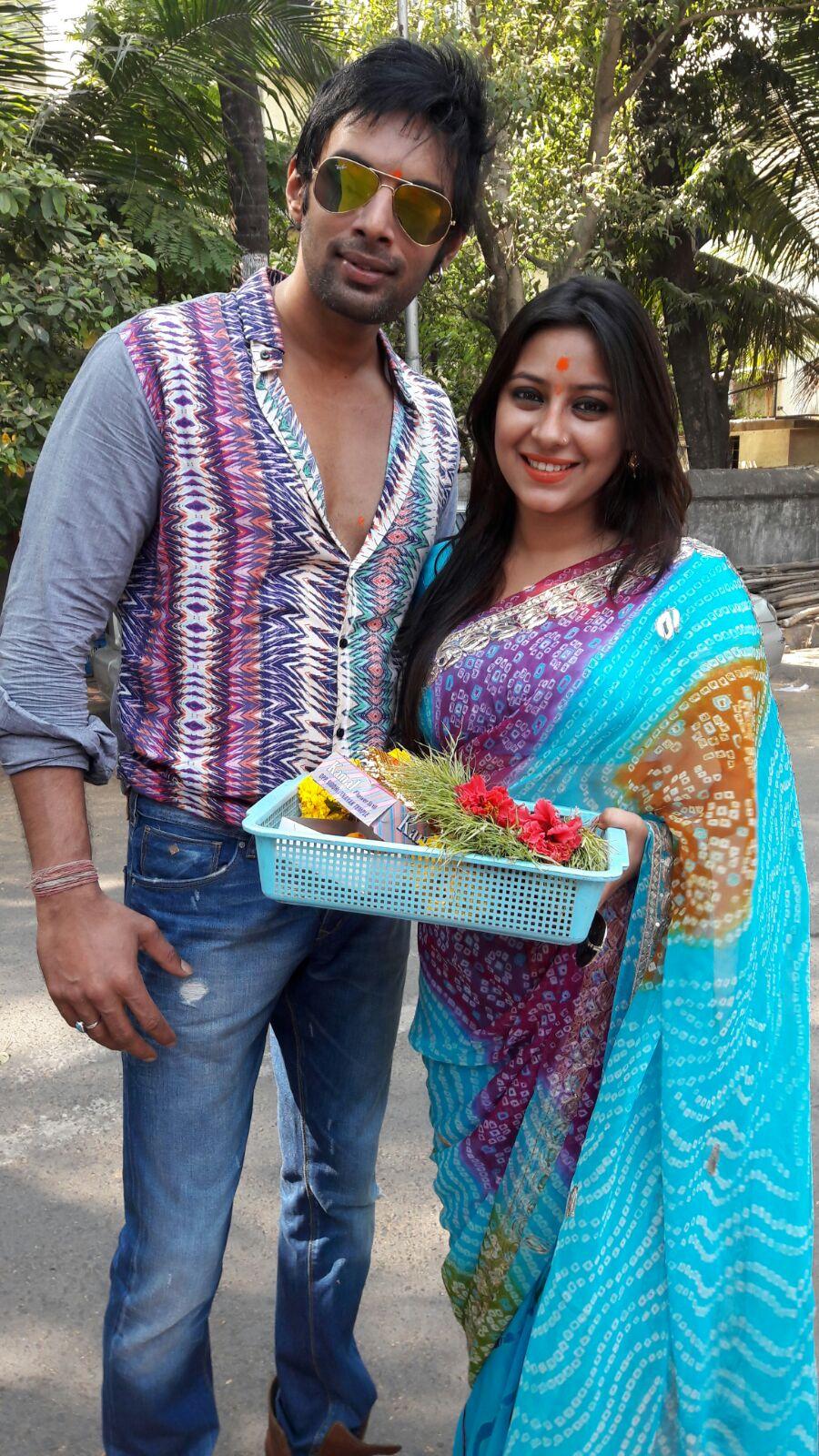 Pratyusha Bannerjee And Rahul Raj Singh