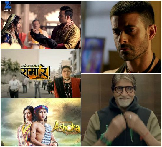 Indian TV :  Top Ten Best Unconventional Shows Of The Year!