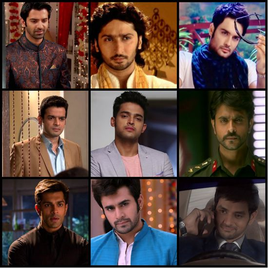 Meet The Men On TV Who Went Crazy And Acted Stupid In Love On TV