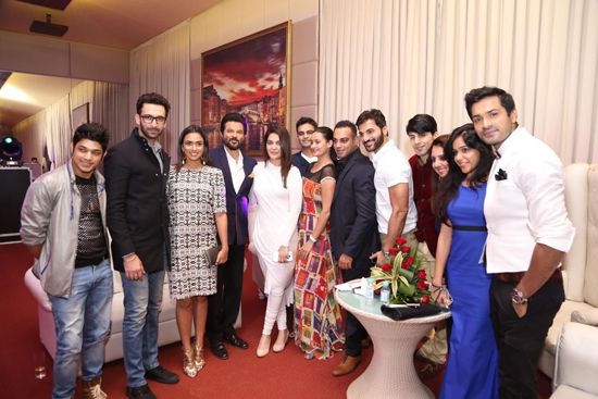 Ahmedabad express with Anil Kapoor