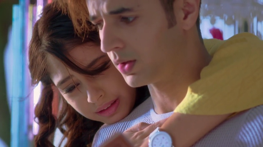 Niti Taylor And Siddharth Gupta In Pyaar Tune Kya Kiya