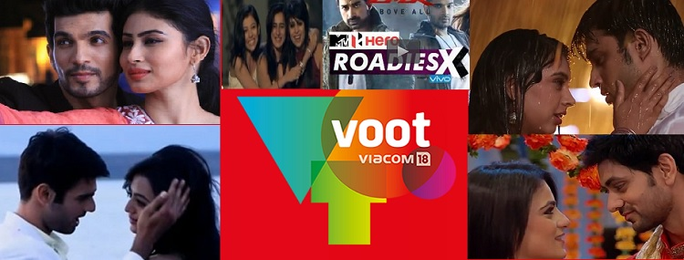 Now Watch All Colors And MTV Shows On VOOT Instead Of YouTube! - Fuzion Productions