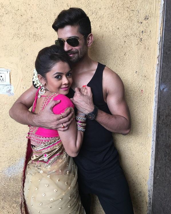 Vishal Singh And Devoleena Bhattacharjee