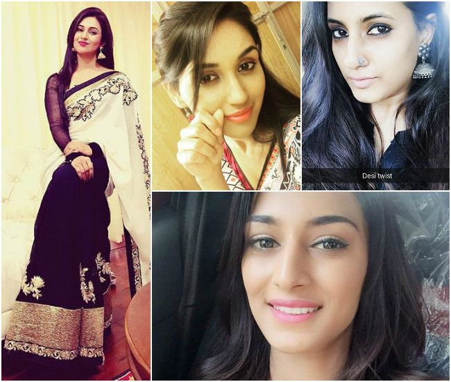 TV Actress : The Ultimate Posers Of Television – PHOTOS