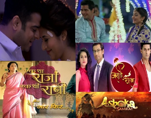 Indian TV : A Take On The Look Of The Shows That Took Leap Recently