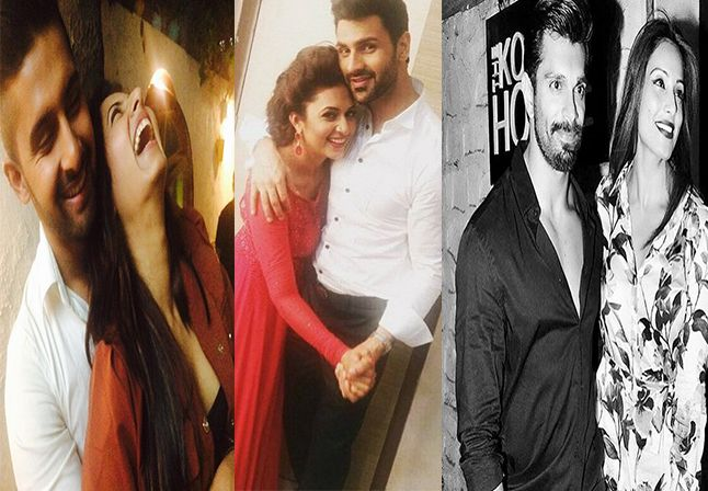 TV Celebs - Top 7 Recent Clicks Of TV's Real Life Couples