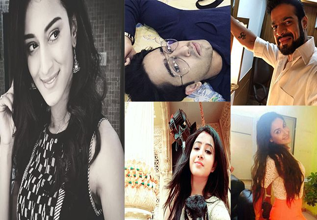 TV Actors : Solo Clicks Which Will Make Your Monday Blues Disappear!