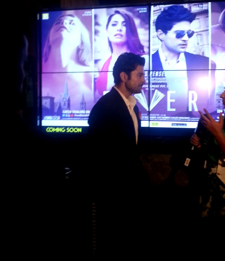 Rajeev Khandelwal At The Launch Of Fever
