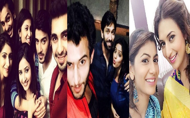 When TV Actors Meet Their Co-Workers From The Industry – PHOTO FEATURE