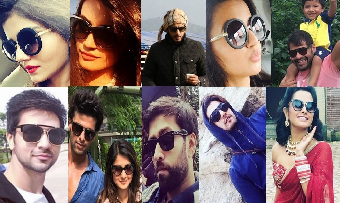 TV Actors: Stars Swag It Up With Their Kaala Chashmas!