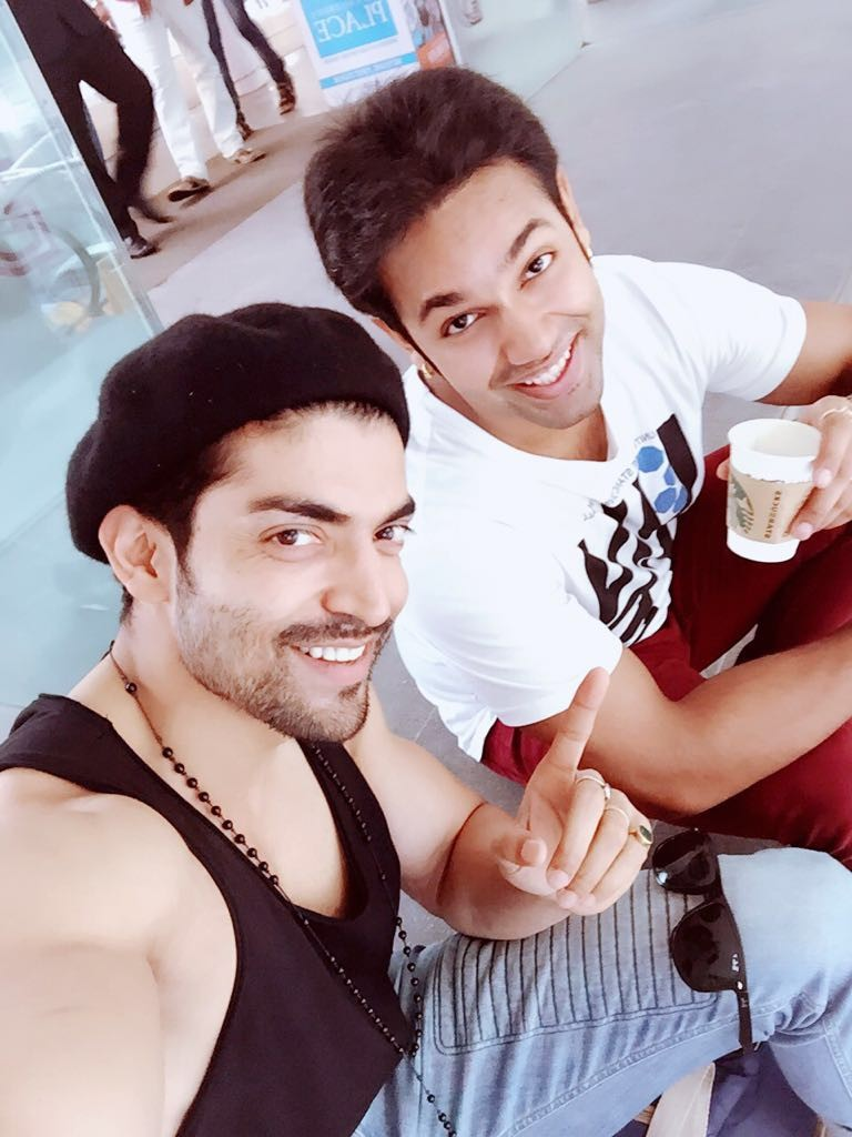 Gurmeet Is A Big Time Coffee Buff And I Am More Of Green Tea Buff – A Look Into Gurmeet Choudhary And Saurabh Pandey's Unique Friendship !