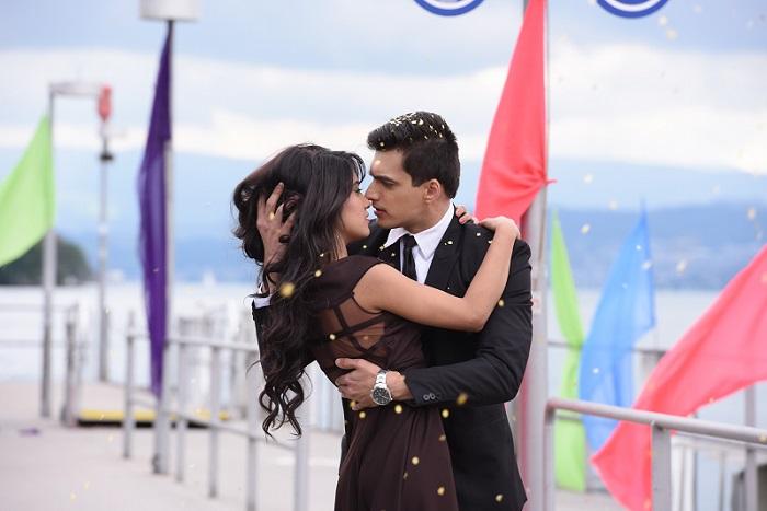Mohsin Khan And Shivaangi Joshi