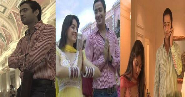 Shaheer Sheikh And Mahi Vij In Teri Meri Love Stories