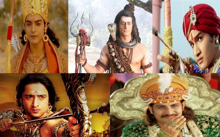 5 TV Heroes Who Became Heartthrobs After Doing Mythological or Historical Characters!