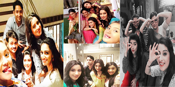 Kuch Rang Pyar Ke Aise Bhi: The Best Fun Filled Off Screen Clicks Of The Cast