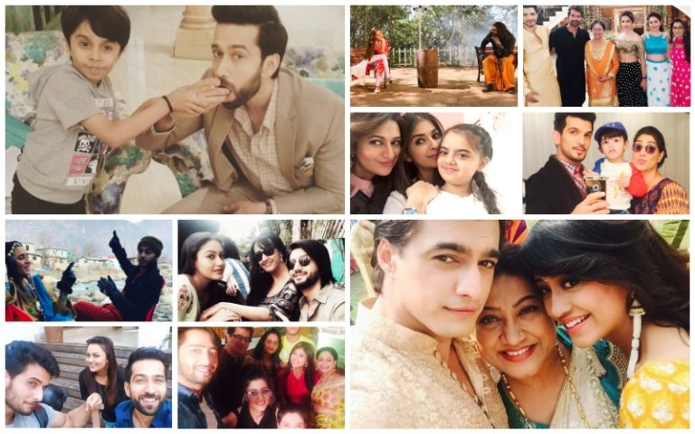 TV Celebs Candid 2017 Captures From The Sets – PHOTOS