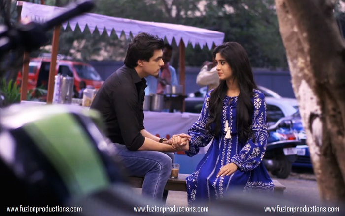 Kartik And Naira From Yeh Rishta Kya Kehlata Hai