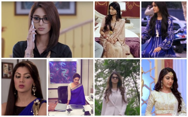 TV Bahus And Their Modern Wardrobes!