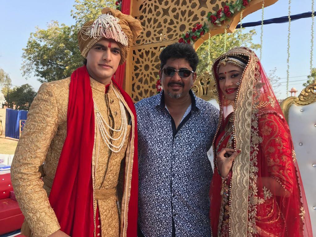 Rajan Shahi On Yeh Rishta Kya Kehlata Hai S Bikaner Trip People Used To Travel All The Way From Jaipur To Bikaner Fuzion Productions Mohsin khan makes shocking revelation about his onscreen wife shivangi joshi. rajan shahi on yeh rishta kya kehlata
