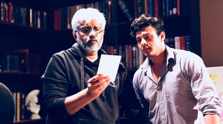 Vikram Bhatt's Acting Venture With Aniruddh Dave!