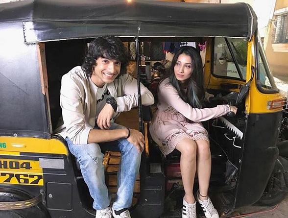 Shantanu Maheshwari And Vrushika Mehta Come Together On Small Screen Again!
