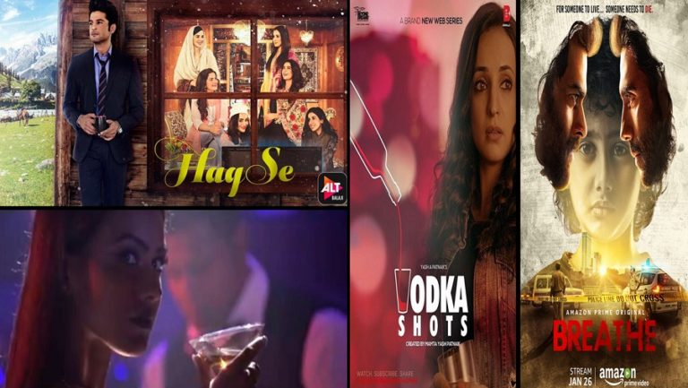 Poll Results : Which Web Series You Are Eagerly Waiting For?