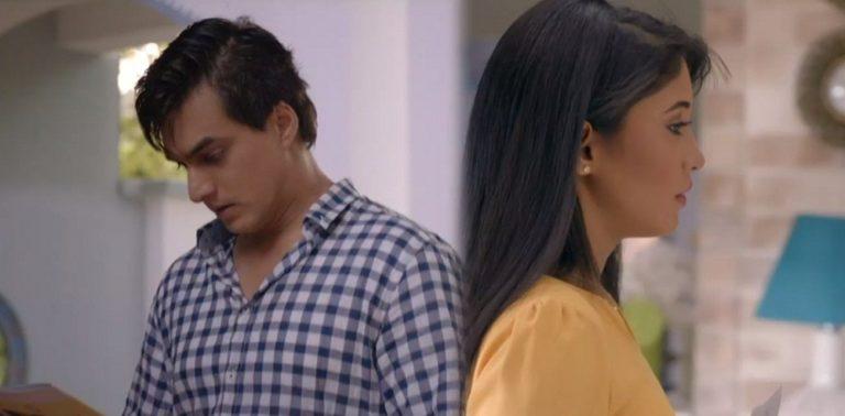 Yeh Rishta Kya Kehlata Hai  – Luv And Kush's Heartfelt Wish For KaIra To Patch Up – Moment Of The Day!